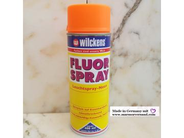 Wilckens Fluor Spray Neon Orange